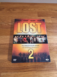 LOST - The Complete Second (2) Season (DVD)