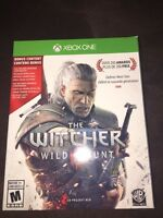 The witcher Xbox One