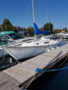 C&C 27 Mk III, A4, one owner for 38 years, excellent, no issues