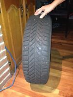 Winter tires for sale | ULTRA GRIP GOOD YEAR 195/70/R14