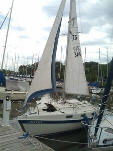 Tanzer 7.5 Metre.  $3500.00  Seller motivated to sell.
