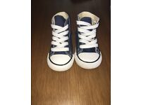 Baby converse boots