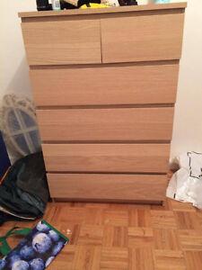 Urgent : Commode Malm Ikea