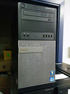 Dell 790 MiniTower. 8GbRam.250GbHDD.Reliable.Upgradeable.Deliver
