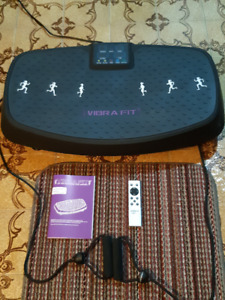 Vibra Fit 3D Unit - Used only once, Mint Condition