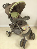 Graco Stroller and Car Seat - Winnie the Pooh