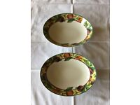 Royal Doulton serving dishes