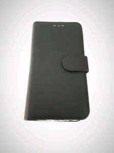 Brand new Samsung Phone Case: Magnetic Wallet Leather-look