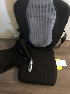 Homedics Deluxe Car Back Massager (Never Used)