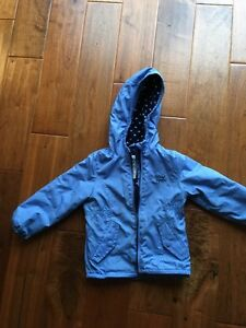 Girls Fleece line jacket
