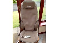 HoMedics Deluxe ShiatsuMax Back and Shoulder Massage Chair