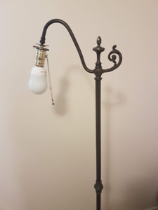 Vintage Reading Lamp / Floor Lamp