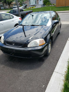1996 Honda Civic LOW KMS