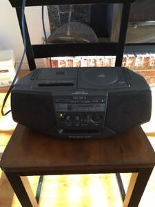 Sony tape and dvd player