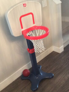 Step2 basketball hoop with ball