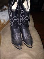 Old West boys cowboy boots