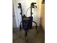 3 wheeler walker