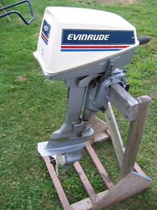Evinrude 4.5 hp hors bord outboard