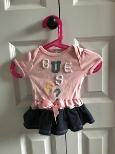 Guess baby girl size 3-6M
