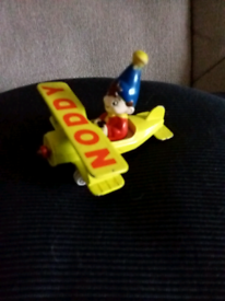 Noddy in his Plane 1985 collectables