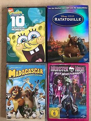DVDs Für Kids 4 Filme