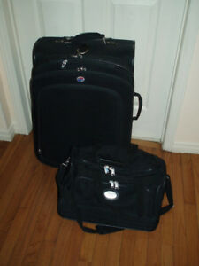 Used Large Luggage and Carry On in Great Condition!