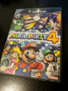 Mario Party 4 - Excellent condition