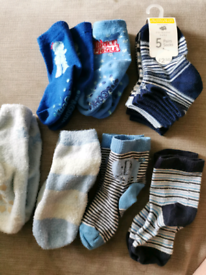 6-12 months socks