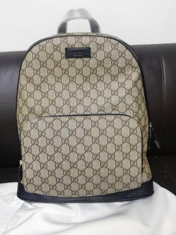7a047f19f Gucci Supreme Backpack 32cm brand new Authentic   in Castle ...