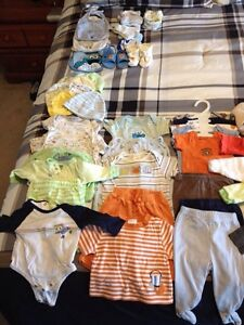 Newborn to 3 Month Clothes for Boy London Ontario image 2