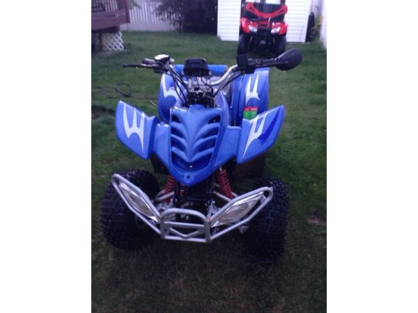 Used 2007 Other 90 cc Baja