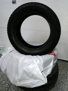 3 pneus d'hiver 205 / 55 R 16 Gislaved  Nord Frost 5