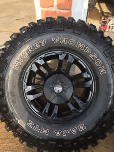 MickeyThompson Jeep Wheels and Tires