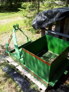 ROCK BOX STABILIZER FOR TRACTOR
