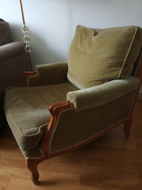 Vintage armchair free delivery in London