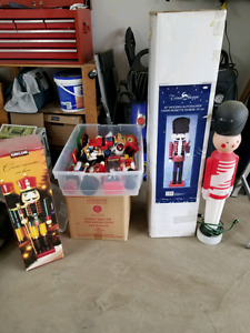 Beautiful Collection of Nutcrackers