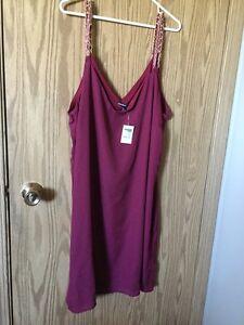 NWT Plus size dress