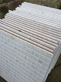 APPROXIMATELY 3 SQUARE METRES OF MOSAIC TILES NEW