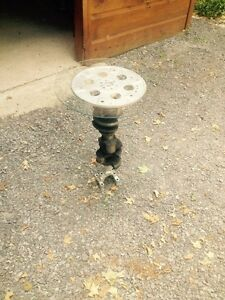 Crankshaft/Flywheel Table