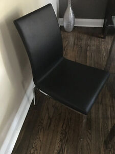 Pairs of designer dining chair for sale (3 pairs total)!