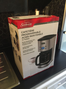 BRAND NEW Stainless Coffee Maker