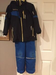 Monster brand snow suit size 12, hole in knee Stratford Kitchener Area image 1