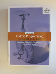 Android Programming Books (various) $20