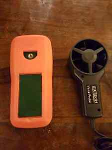 Extech  Thermo-Anemometer Air Flow/Air Velocity Meter  (AN100) Windsor Region Ontario image 5