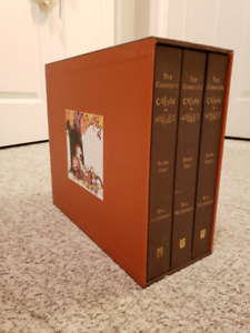 Calvin and Hobbes Complete Collection (hard cover)