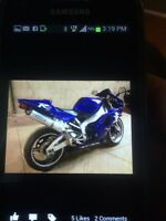 Yamaha R1 1999 looking for trades
