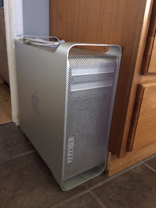 Mac Pro, Quad-Core Xeon workstation