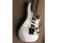 Ibanez RG350DX guitar inc hard case