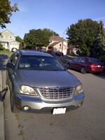 2004 Chrysler Pacifica FWD SUV, Crossover