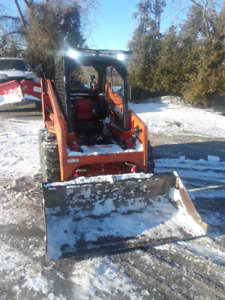 Skid steer Thomas t133